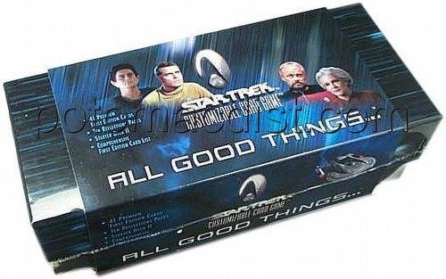 Star Trek CCG: All Good Things Box