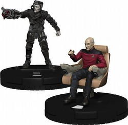 HeroClix: Star Trek Away Team The Next Generation - Resistance is Futile Gravity Feed Box
