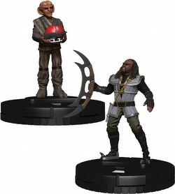 HeroClix: Star Trek Away Team The Next Generation - To Boldly Go Gravity Feed Box