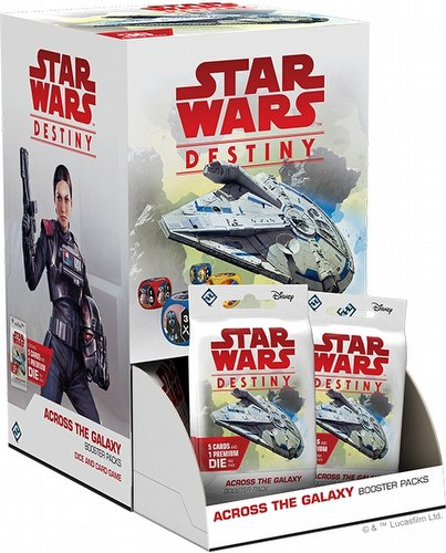 Star Wars Destiny: Across the Galaxy Booster Box