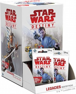 Star Wars Destiny: Legacies Booster Box