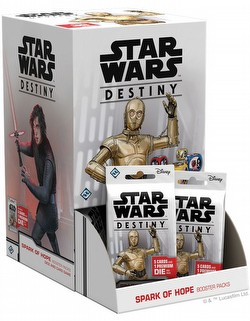 Star Wars Destiny: Spark of Hope Booster Box