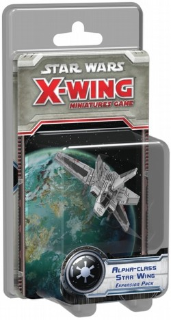 Star Wars X-Wing Miniatures: Alpha-Class Star Wing Expansion Pack