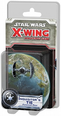 Star Wars X-Wing Miniatures: Inquisitor