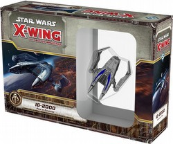Star Wars X-Wing Miniatures: IG-2000 Expansion Pack