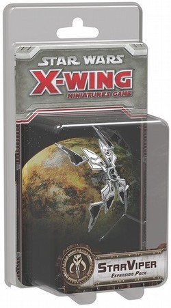 Star Wars X-Wing Miniatures: StarViper Expansion Pack