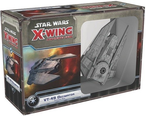 Star Wars X-Wing Miniatures: VT-49 Decimator Expansion Pack