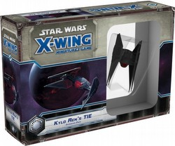 Star Wars X-Wing Miniatures: The Last Jedi Tie Silencer Expansion Pack