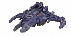 Star Trek Attack Wing Miniatures: Dominion 4th Division Battleship Expansion Pack