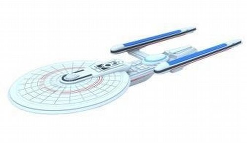 Star Trek Attack Wing Miniatures: Federation U.S.S. Excelsior Expansion Pack