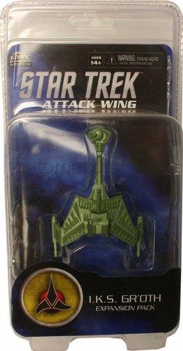 Star Trek Attack Wing Miniatures: Klingon Gr