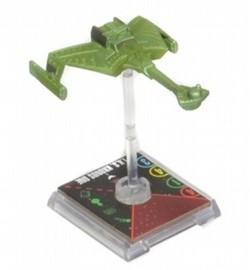 Star Trek Attack Wing Miniatures: Klingon I.K.S. Kronos One Expansion Pack