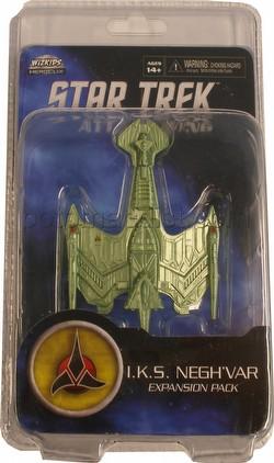 Star Trek Attack Wing Miniatures: Klingon Negh