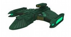 Star Trek Attack Wing Miniatures: Romulan I.R.W. Vo Expansion Pack