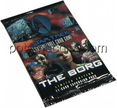 Star Trek CCG: Borg Booster Pack