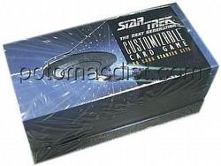 Star Trek CCG: Starter Deck Box [Unlimited/Beta]