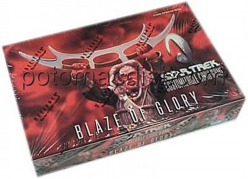 Star Trek CCG: Blaze of Glory Booster Box