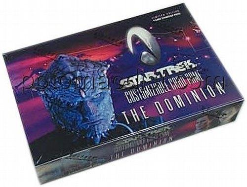 Star Trek CCG: Dominion Booster Box