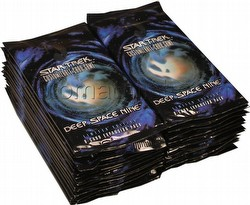 Star Trek CCG: Deep Space Nine [DS9] 30-Pack Booster Lot