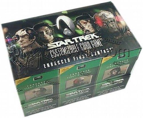 Star Trek CCG: Enhanced First Contact Booster Box