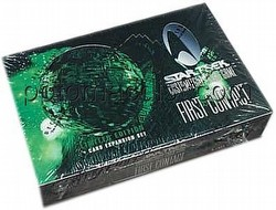 Star Trek CCG: First Contact Booster Box