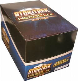 HeroClix: Star Trek Tactics Counter-Top Display Box