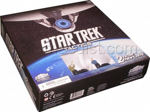 HeroClix: Star Trek Tactics Movie Mini-Game Box