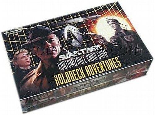Star Trek CCG: Holodeck Adventures Booster Box
