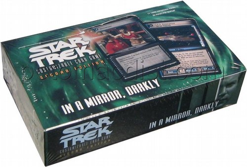 Star Trek CCG: In A Mirror Darkly Booster Box