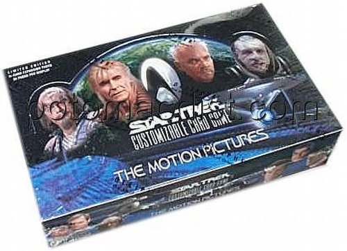 Star Trek CCG: Motion Pictures Booster Box