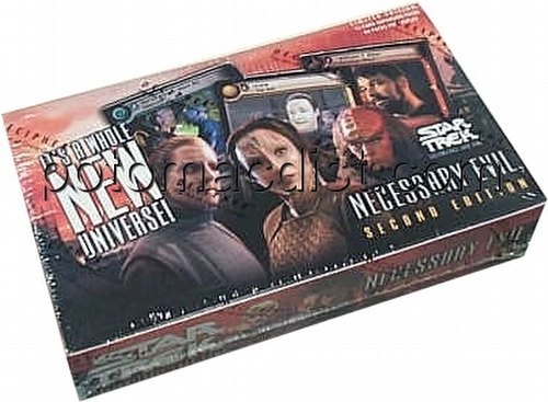 Star Trek CCG: Necessary Evil Booster Box
