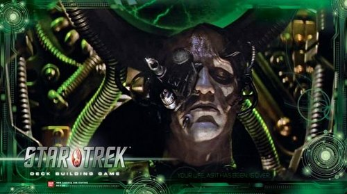 Star Trek Deck Building Game: Next Generation Borg Play Mat