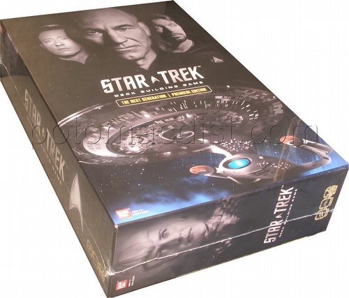Star Trek Deck Building Game: Next Generation Premier Edition Box