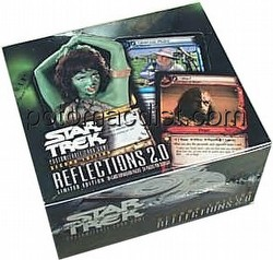 Star Trek CCG: Reflections 2.0 Booster Box