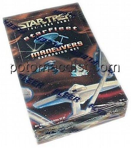 Star Trek (Skybox): Star Fleet Maneuvers Box