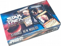 Star Trek CCG: Strange New Worlds Booster Box