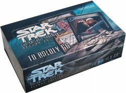 Star Trek CCG: To Boldly Go Booster Box