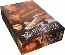 Star Trek Deck Building Game: The Original Series Box