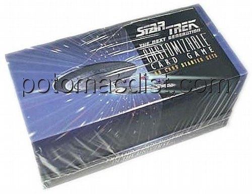 Star Trek CCG: Starter Deck Box [Unlimited/Alpha]