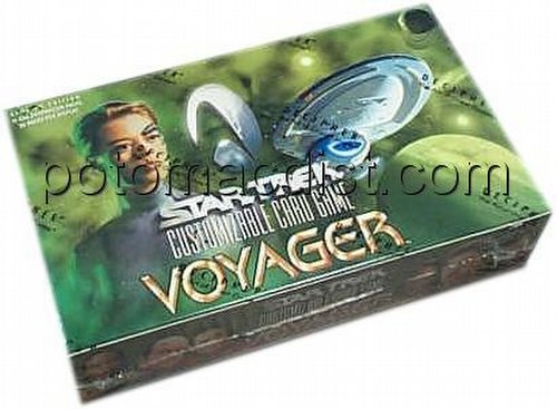 Star Trek CCG: Voyager Booster Box
