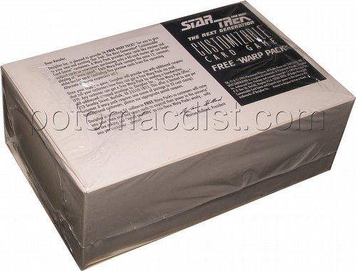 Star Trek CCG: Warp Pack Booster Box