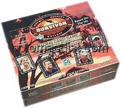 Survivor: Australian Outback Booster Box