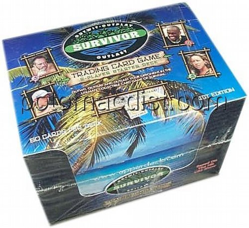 Survivor: Starter Deck Box