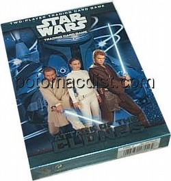 Star Wars Trading Card Game [TCG]: Attack of the Clones Two Player Starter Set