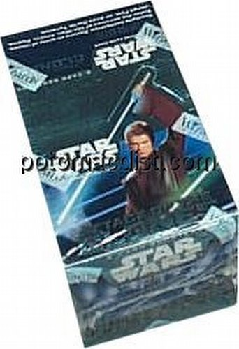 Star Wars Trading Card Game [TCG]: Attack of the Clones Booster Box [5 cards/pack]