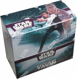 Star Wars Trading Card Game [TCG]: Battle of Yavin Booster Box