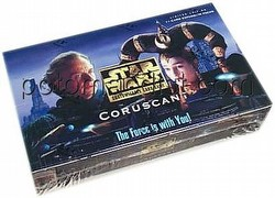Star Wars CCG: Coruscant Booster Box