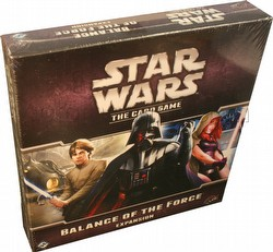 Star Wars The Card Game: Balance of the Force Expansion Box