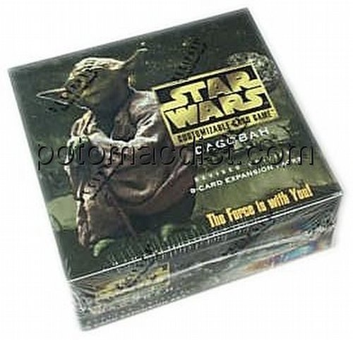 Star Wars CCG: Dagobah Booster Box [Revised]