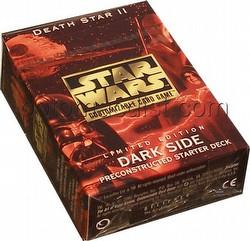Star Wars CCG: Death Star 2 Preconstructed Starter Deck [Dark Side]